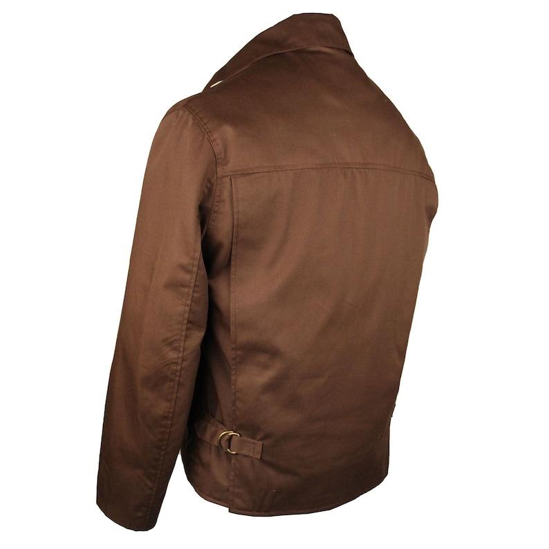 Last CrusadeCrystal Skull Cotton Jacket