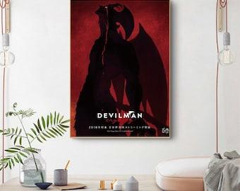 A0 - A2 DEVILMAN CRYBABY Poster
