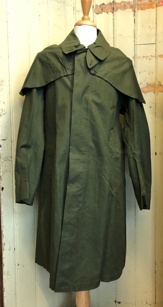 Vintage 1950s/1960s French Army deadstock military