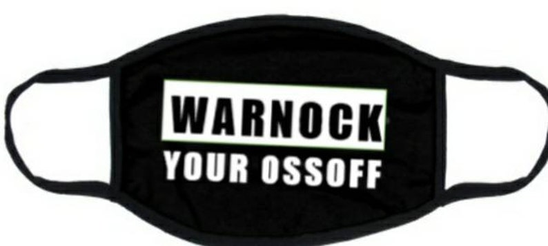 Get Ready to Warnock your Ossoff Hoodie
