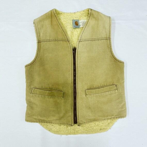 Vintage Carhartt vest.