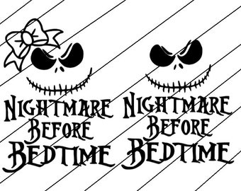 Nightmare Before Bedtime Bodysuit