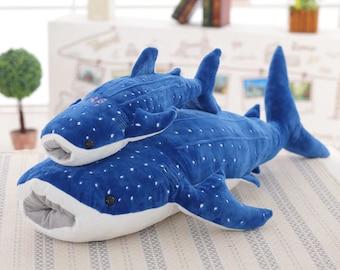 party Wedding favors for guests Favors 50 pcs miniature hammerhead shark fish figurine mix color gray blue ceramic bulk gift ideas