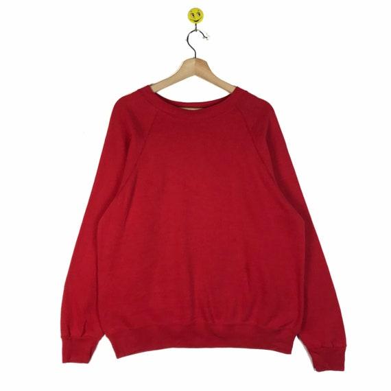Rare!! Plain Bassett Walker sweatshirt Bassett Wal