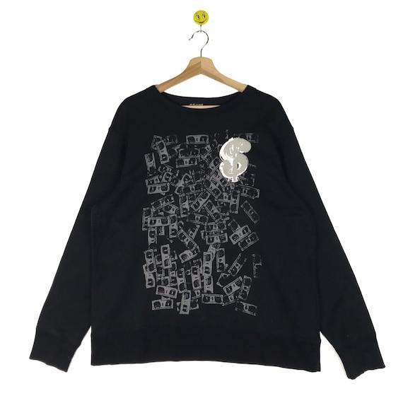 Rare!! Andy Warhol sweatshirt Andy Warhol pullover