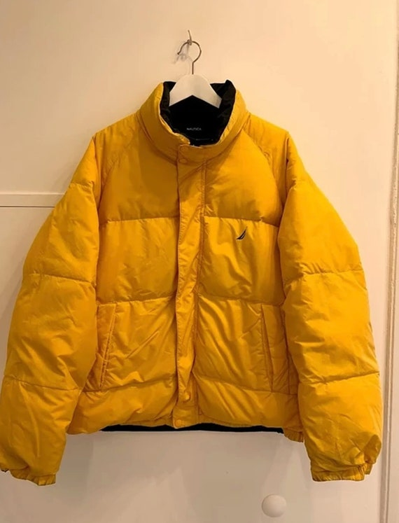Vintage Nautica Outdoor Jacket Sailing reverse