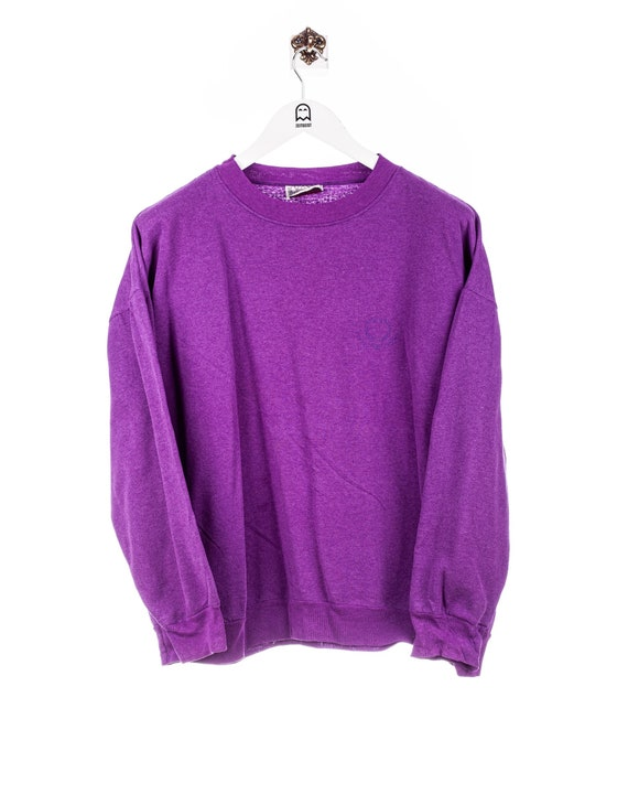 Vintage Nevada Jeanswear Basic Sweatshirt Purple
