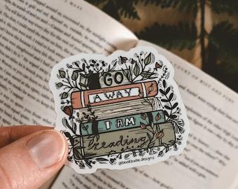 Book Lover Etsy