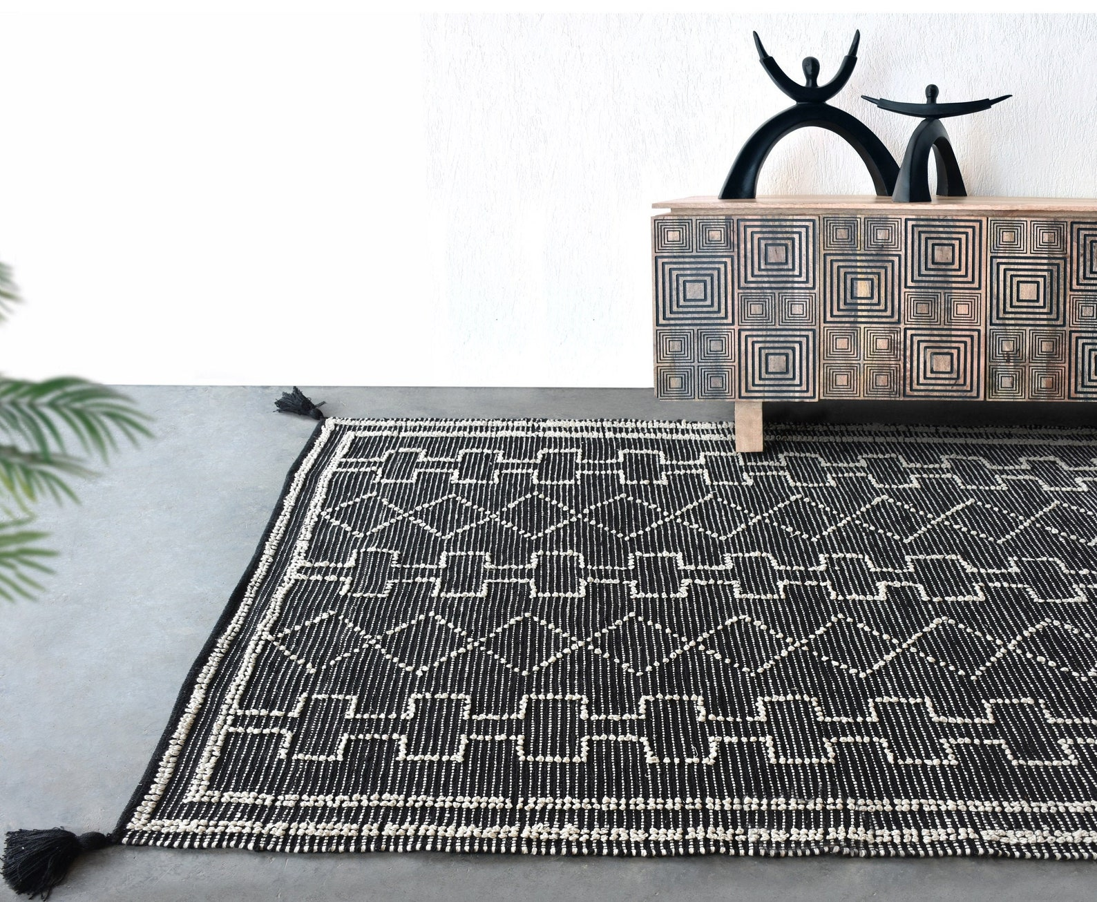 Recycled Plastic Area Rugs