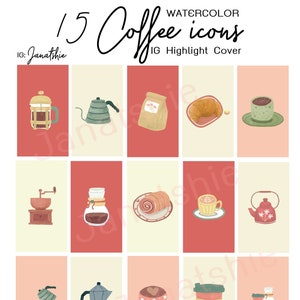 12 Icon Pottery Ceramic Method Instagram Highlight Cover Ig Etsy
