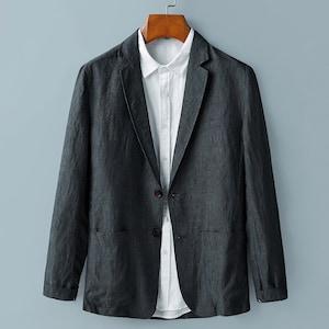 Vintage Blue Suit by Cezar Chiano S 52R