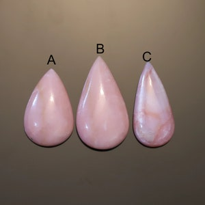 32X20X7 mm AK-229 Beautiful Top Grade Quality 100/% Natural Pink Scolecite Oval Shape Cabochon Loose Gemstone For Making Jewelry 31 Ct