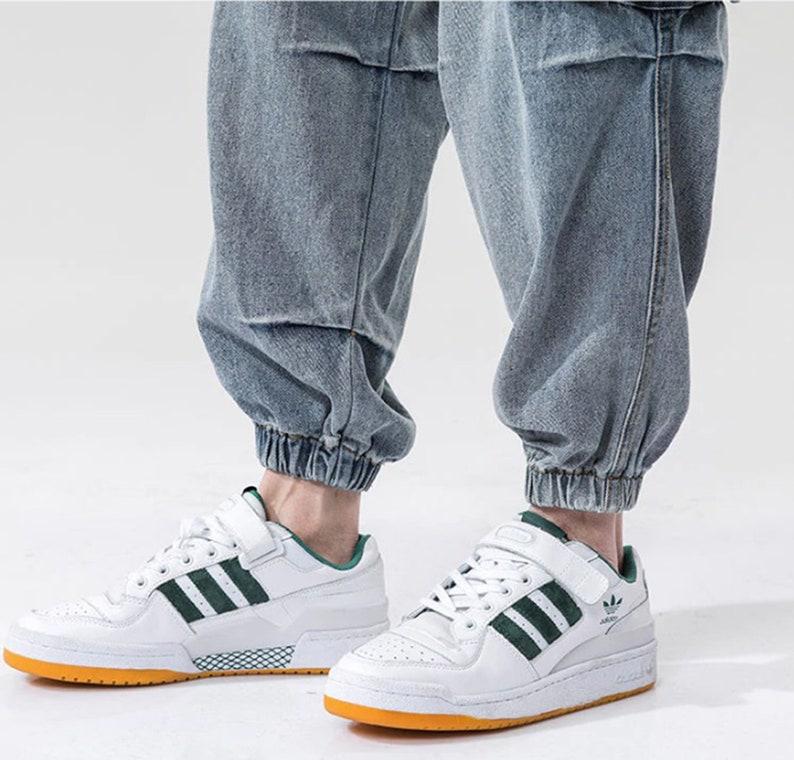 Denim Baggy Loose Denim Pants Men Oversize Pants Wide Leg Pants Trousers Loose Pants Streetwear Joggers Cago Pants