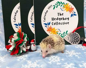 The Hedgehog Collective Calendar 2022 - Preorder