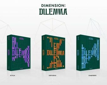 Enhypen - The 1st Album DIMENSION : DILEMMA Group Order [PREORDER]