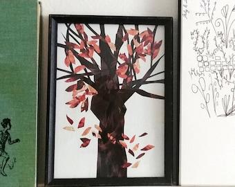 Fall Decor- Fall Decorations- Fall Art- Fall Artwork- Fall Tree- Autumn Decor- Autumn Home Decor- Autumn Art- Autumn Artwork- Autumn Tree
