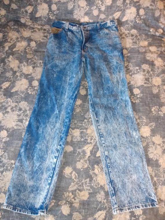RARE 1970s 80s Vintage JC Penney 36 x 33 Leather T
