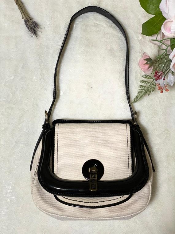 Authentic FENDI B  Bag