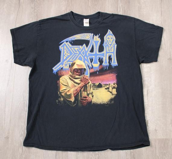 Death Rock Band t-shirt 2006 - image 1