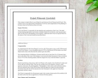 interior design contract agreement template microsoft