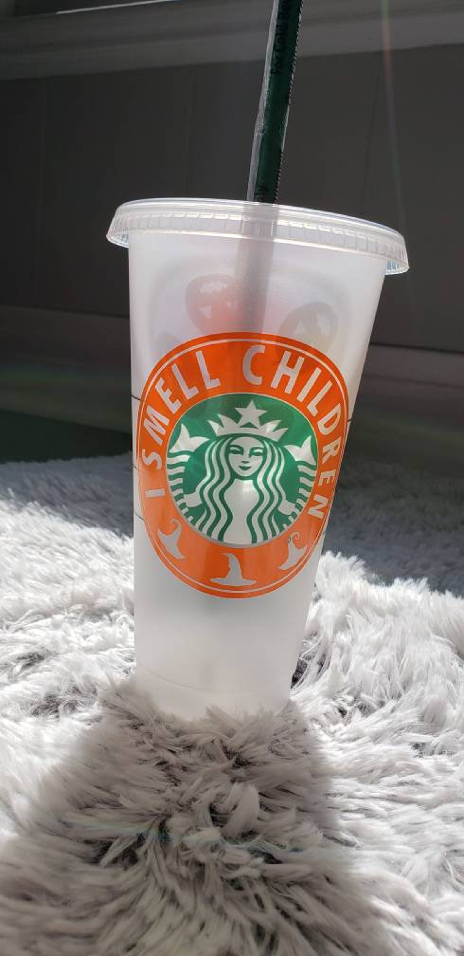 Halloween Witch Reusable Starbucks Tumblers Page Five