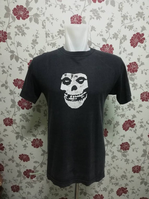 Vintage 00s MISFITS *hardcore punk band*
