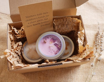 Handpoured Soy Candle Box
