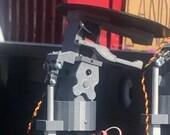 Custom - Animatronic talking puppet stand