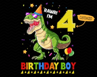 Rawr I/'m 3 Dinosaur Digital File 4x4 Sketch Dino Embroidery Design 9x9 5x7 6x10