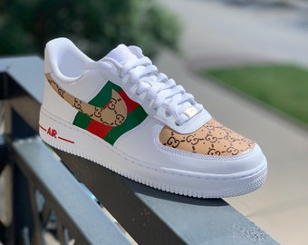 Gucci Air Force 1 Etsy