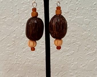 Square Beaded EarringsHandmadeHandmade jewelryJewelryGiftBirthday GiftHolidayHoliday Gift