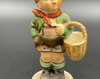 Germany 4 38 12 of Set Item# HE 51 B TMK 3 Stylized Bee 1970s era Vintage Goebel W Goebel Kissing Angel Figurine