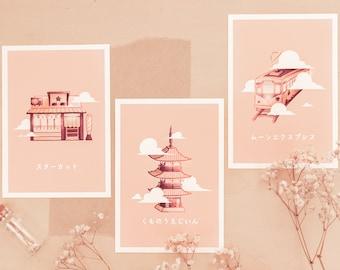 Life in Japan: Mini-Prints