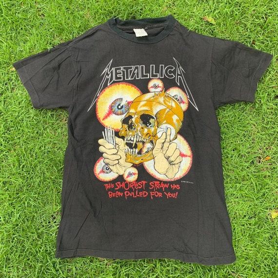 Vintage 1988 Metallica T-shirt