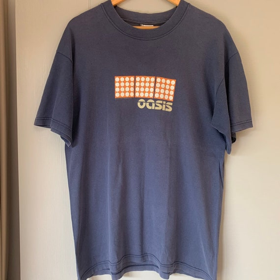 Vintage 00's Oasis t shirt
