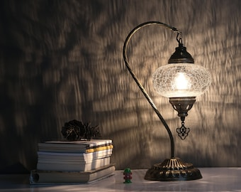 Turkish lamp,  Turkish Desk Lamp, New Products,Free Shipping,  Handmade in Turkey. Ayslove Special Production Lamps