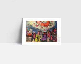 Post Card (Set of 3)
