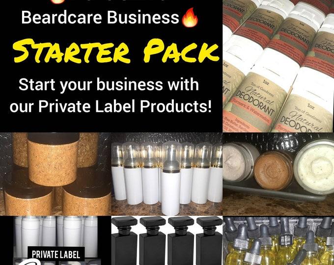 Men's Private Label Skincare & Beardcare Products | Bulk Men's Skincare | Cologne | Beard/Body Butter | Beard Oil | Bulk Men's Deodorant