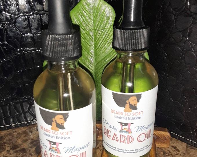 P*ssy Magnet Beard Oil | Valentine's Day Limited Edition | Beard Care | Beard Maintenance