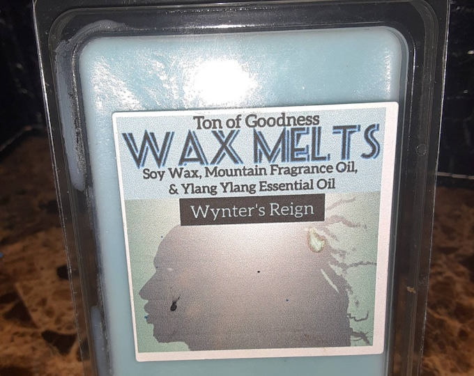 Wax Melts | Soy Wax Melts | Wax Aromatherapy | Mountain Rain Forest Scent | Fragrant Wax Melts | Very Fragrant