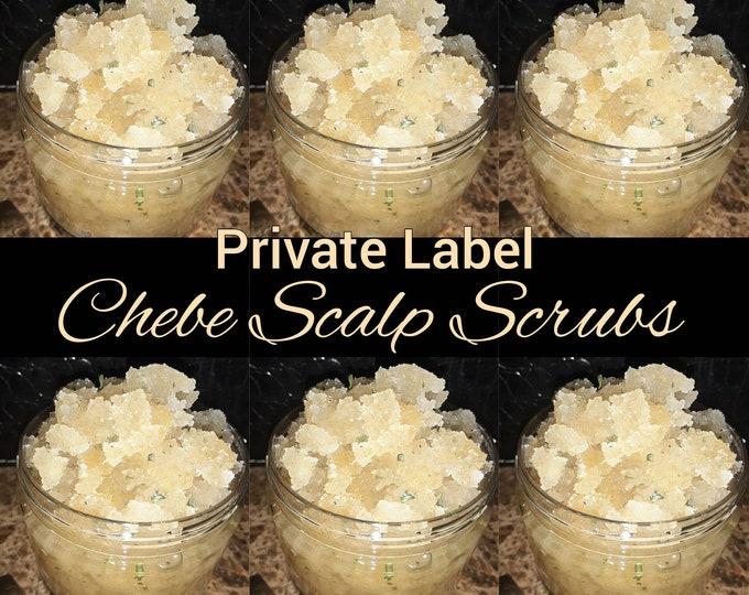 Private Label Chebe Scalp Scrub   Bulk Scalp Exfoliant for Healthy Hair Growth   Bulk Scalp Scrub   Hair Growth   For Excess Dandruff