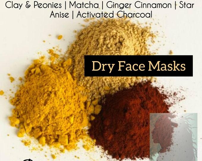 Dry Face Masks | Facial Masks | Skin Treatment | Masks for Skin | All Types of Dry Powder Masks | Spa Supplies | Healthy Skin | Skin Detox