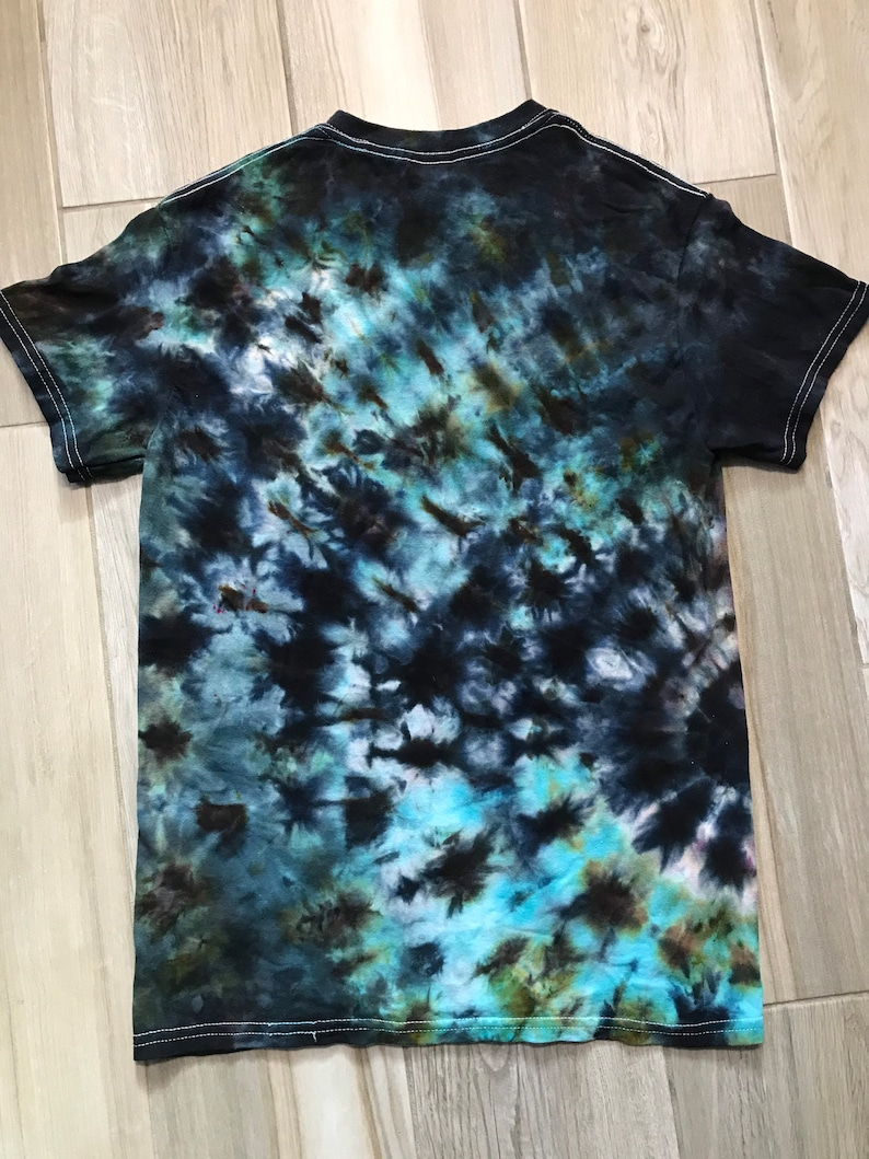 Adult small Tiedye tshirt