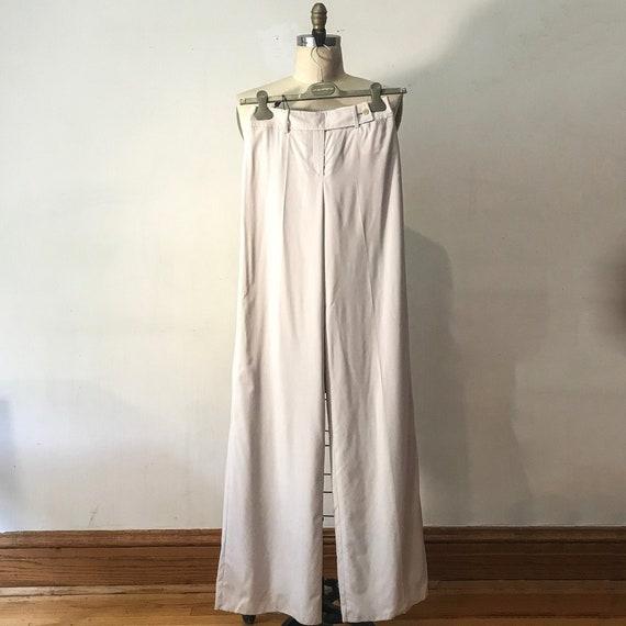 Ivory Emporio Armani Dress Culottes