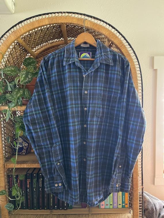 Vintage north crest flannel! - image 1