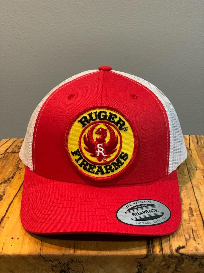 Ruger Vintage Patch Hat