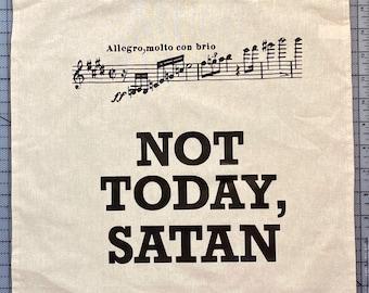 Don Juan Strauss violin excerpt tote (Not today, Satan))