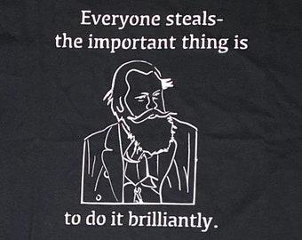 Brahms steals Tee