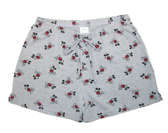 Disney Youth Mickey Mouse Lounge Shorts
