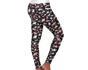 wild and free Horse Pants Horse Gift Cropped Pants Comfy Pants Pajamas Yoga Pants Recovery Pants